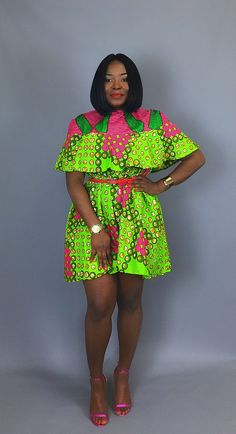 NEW IN African clothingAfrican dressAfrican shift