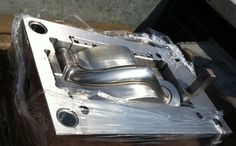 Auto Component Mold in 2 Cavities, Just completed with finishes