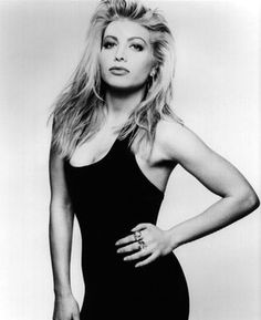Taylor Dayne. One of my favorite ladies from the 80's!