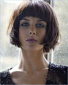With Bangs | Fashion hairstyles 2017
