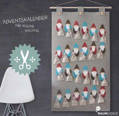 a collection of beautiful advent calendars. in german (your browser can translate)