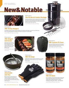 #PitBarrel Cooker Co. New & Notable Products #RetailMerchandiser