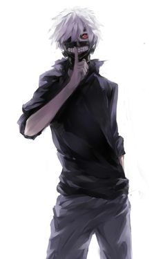 tokyo ghoul | i.ntere.st on We Heart It