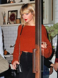 TSWIFTDAILY   i learned a lot from ethel kennedy : Photo
