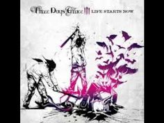 Three Days Grace-  Life Starts Now [FULL ALBUM]
