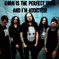 Korn addict