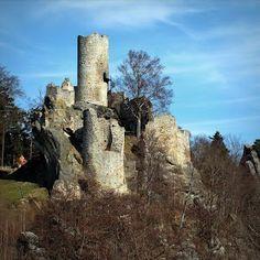 Frýdštejn, Czech Republic