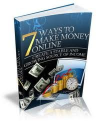 7 ways for you to make money online today.