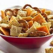 Slow-Cooker Fiesta Ranch Chex™ Mix recipe from Betty Crocker
