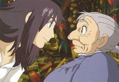 Howl's Moving Castle | Hayao Miyazaki | Studio Ghibli