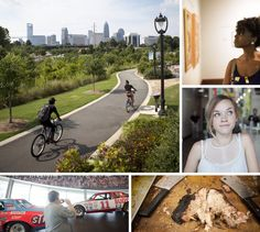 36 Hours in Charlotte, N.C. -  http://www.nytimes.com/2014/08/31/travel/things-to-do-in-36-hours-in-charlotte-nc.html?rref=travel&module=Ribbon&version=context&region=Header&action=click&contentCollection=Travel&pgtype=article