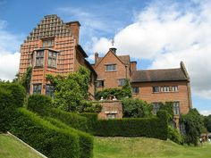 Chartwell House, Kent. This charming house was purchased in 1922 by Winston Churchill and remained his principal home, shared with his wife Clementine and their children, until his death.