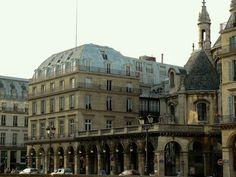 L'Oratoire du Louvre (temple protestant). Paris 1e