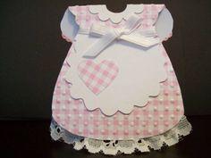 Sweet Little Dress Card !!!