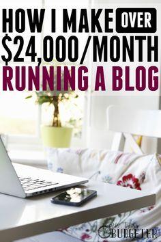 April 2016 Blogging Income Report