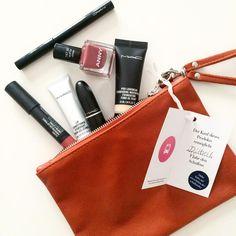 Die BEAUTY als Kosmetikbag - We love!  www.lindarella.de