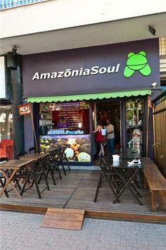 Amazônia Soul - Ipanema - Zona Sul - Rio de Janeiro | TodoRio.com - O cardápio da diversão carioca