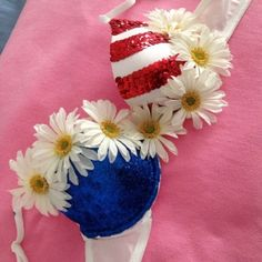 American flag rave bra Can customize any size Tops Old Bras, Fashion Design, Fashion Tips, Fashion Trends, Edc, American Flag, Rave, Throw Pillows, Crafts