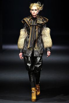 John Galliano | Fall 2012 Ready-to-Wear Collection | Style.com