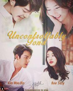 South Korean Drama Uncontrollably Fond Reveals Trailer with Suzy Bae and Kim Woo Bin | Koogle TV