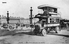 Autobus Parisiens | Paris Unplugged www.steampunktendencies.com