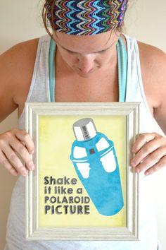 Funny Kitchen Art Print, Digital Sign Poster, Kitchen Decor Quote Typography, Kitchen Wall Art 8 x 10