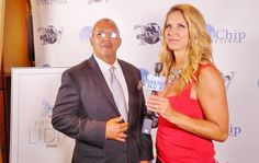 Interview at the Baldwin Cancer charity event