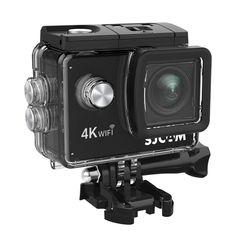 Action camera sjcam air is the latest upgraded version from the series. With new features and technologies supported. Helmet Camera, Technology Support, Shops, Waterproof Camera, Sports Camera, Selfie Stick, Underwater, Wifi