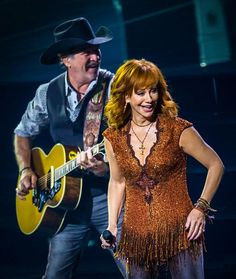 """""""Reba, Brooks & Dunn: Together in Vegas"""" Debuted with a Sold-Out Audience at The Colosseum at Caesars Palace on June 19, 2015  (Photo credit: © Erik Kabik / www.ErikKabik.com)"""