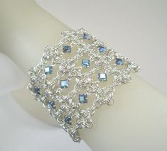 Chain Maille Bracelet by cristina