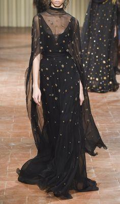 "skaodi: "" Alberta Ferreti Fall 2017. Milan Fashion Week. """