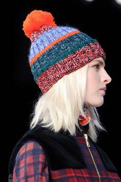 Tommy Hilfiger at New York Fashion Week Fall 2014 - StyleBistro