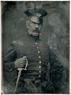 tough American Officer, Mexican-American War 1846