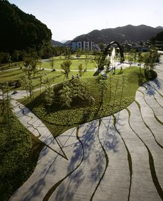 Saiki-Peace-Memorial-Park-by-Earthscape-02 « Landscape Architecture Works | Landezine