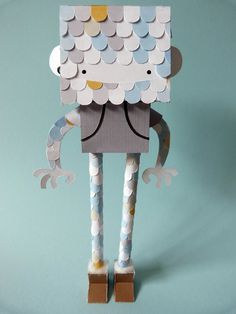 No Pants by Damien Charles, via Behance