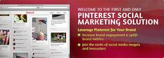 Dobango Launches First Social Marketing Platform for Pinterest.  The new Dobango Social Marketing Solution for Pinterest allows brands to create and manage contests that are driven directly by the activity of Pinterest users.