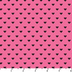 Fabric by the Yard  Skelanimals Baby Hearts by julieshobbyhut, $9.99