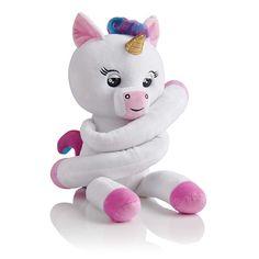 2018 Fingerlings Unicorn Gigi Fingerling Interactive Baby Children Kids Toy