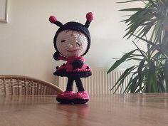 Ravelry: Yvonne2104's TEST ladybug doll  #littleowlshut #crochetpattern #amigurumi #amigurumidolls #doll #stelmakhova_galina #crochetpattern #crochetlove #amigurumi #littleowlshut #Patterns #Crochet #etsy #handmade #crochettoys #crocheting #handcrafted #handcraft #knittersofinstagram #crochetaddict #crochetdoll #Stelmakhova #crochetingisfun #craftastherapy #crocheteveryday #crochetlover #amigurumilove #ladybird #ilovecrochet #ladybug #insect