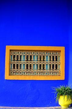 Jardins Majorelle - Marrakech, Morocco