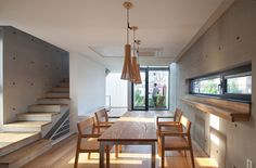 daecheong-dong home by JMY architects investigates urban living