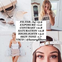 photo editing,photo manipulation,photo creative,camera effects Photography Filters, Photography Editing, Vsco Filter Bright, Instagram Themes Vsco, White Instagram Theme, Foto Filter, Best Vsco Filters, Free Vsco Filters, Vsco Effects
