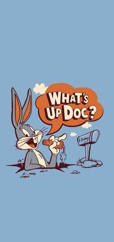 what's uo doc? Looney Tunes Wallpaper, Cartoon Wallpaper Iphone, Cute Disney Wallpaper, Cute Cartoon Wallpapers, Aesthetic Iphone Wallpaper, Aesthetic Wallpapers, Old Cartoons, Bugs Bunny, Big Shot