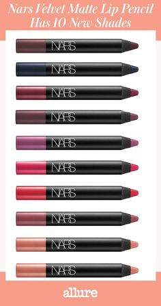 Just like the seasons, beauty products often come and go as trends die out, then there are some that will truly never go out of style. The cult-classic Nars Velvet Matte Lip Pencil is one of these products.