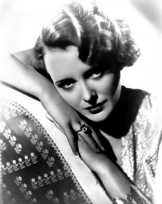 "She was so good in ""The Maltese Falcon"" with Bogie. Mary Astor."