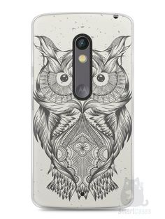 Capa Capinha Moto X Play Coruja #3 - SmartCases - Acessórios para celulares e tablets :)