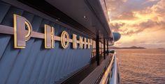 Luxury Yacht PHOENIX 2