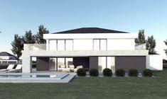 DOM.PL™ - Projekt domu NA FX-31 CE - DOM NA1-42 - gotowy koszt budowy