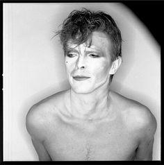 Brian Duffy, David Bowie © Duffy Archive