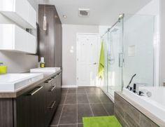 Vanité de salle de bain sur mesure (514) 990-0548